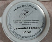Lavender Lemon Salve