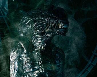 Alien Costume Etsy