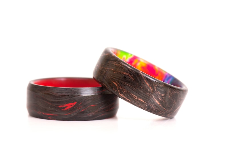 Forged Carbon Fiber Ring