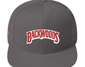 Backwoods Russian Cream Snapback Hat 0501b749cb71
