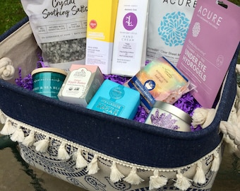 The Loaded Spa Basket