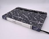 Swords and Daggers A5 Hardcover Notebook Sketchbook Journal