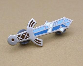 Magic Sword  Hard Enamel Pin
