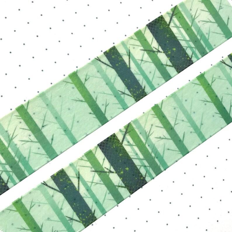 Trees Washi Tape