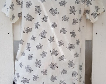 Turtle T - Shirt - by RS Clothings -Mens