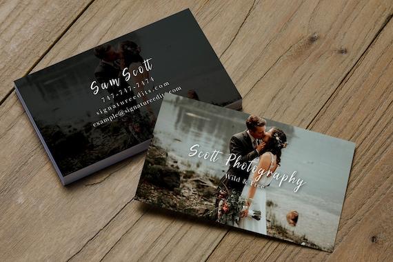 Fotograf Visitenkarte Psd Vorlage Hochzeit Visitenkarte Fotograf Marketing Vorlage Fotografie Photoshop Psd