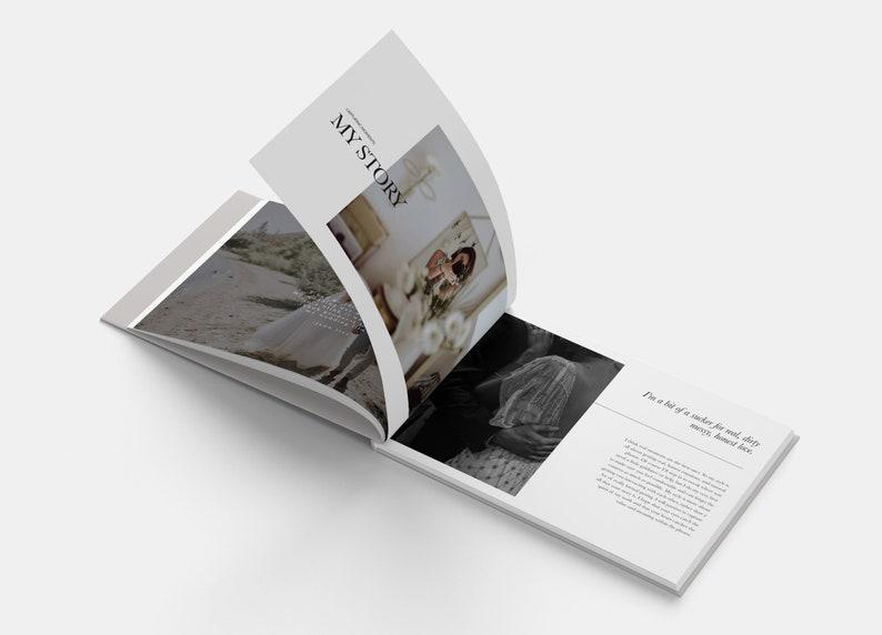Wedding Photographer Welcome Guide, Wedding Welcome Magazine, Wedding  Photography Magazine Template, PDF Template PSD, Wedding Price List