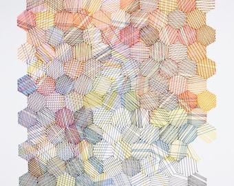 Hexagon Fields