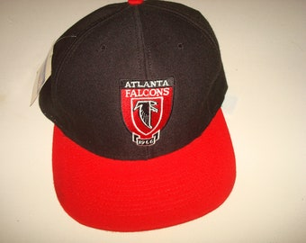 the best attitude 2aced 90d3b Falcons hat   Etsy
