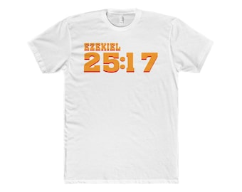 Ezekiel 2517 Quote Shirt From Pulp Fiction