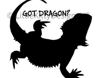Got Dragon? SVG