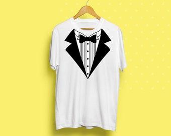 TUXEDO SVG / Die Cuts Tshirt / png tshirt / printable cdr / Tshirt Svg / Family Vacation Shirt Svg / Printables