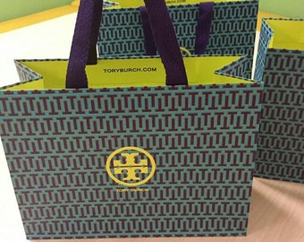 d0153670fb2 TORY BURCH 16 x 12 x 6 Shopping Gift Paper Bag for Bags Shoes Jackets