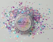 Bubble Trouble abs shadow collection glitter