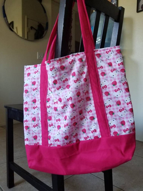 4a013553ef Hello Kitty Tote Bags