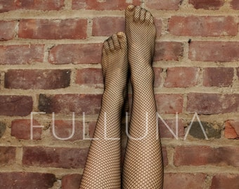 7e03ca852e8 Black Fishnet Tights