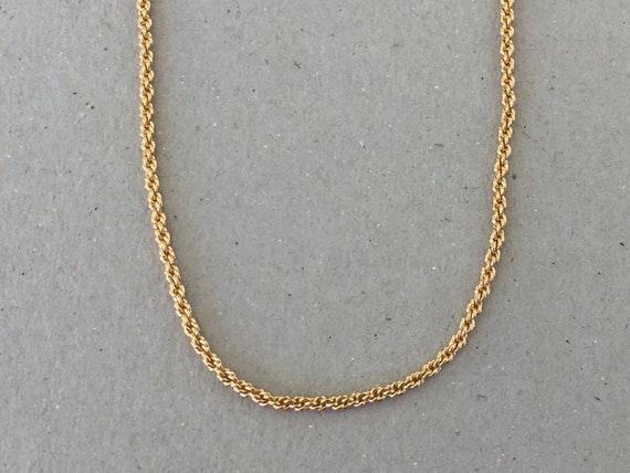 Perfect Jewelry Gift Stainless Steel 2.3mm 20in Rope Chain