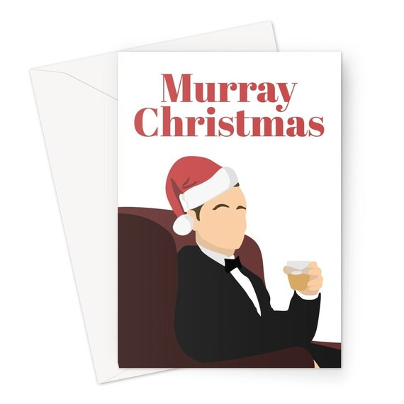 Murray Christmas greeting card