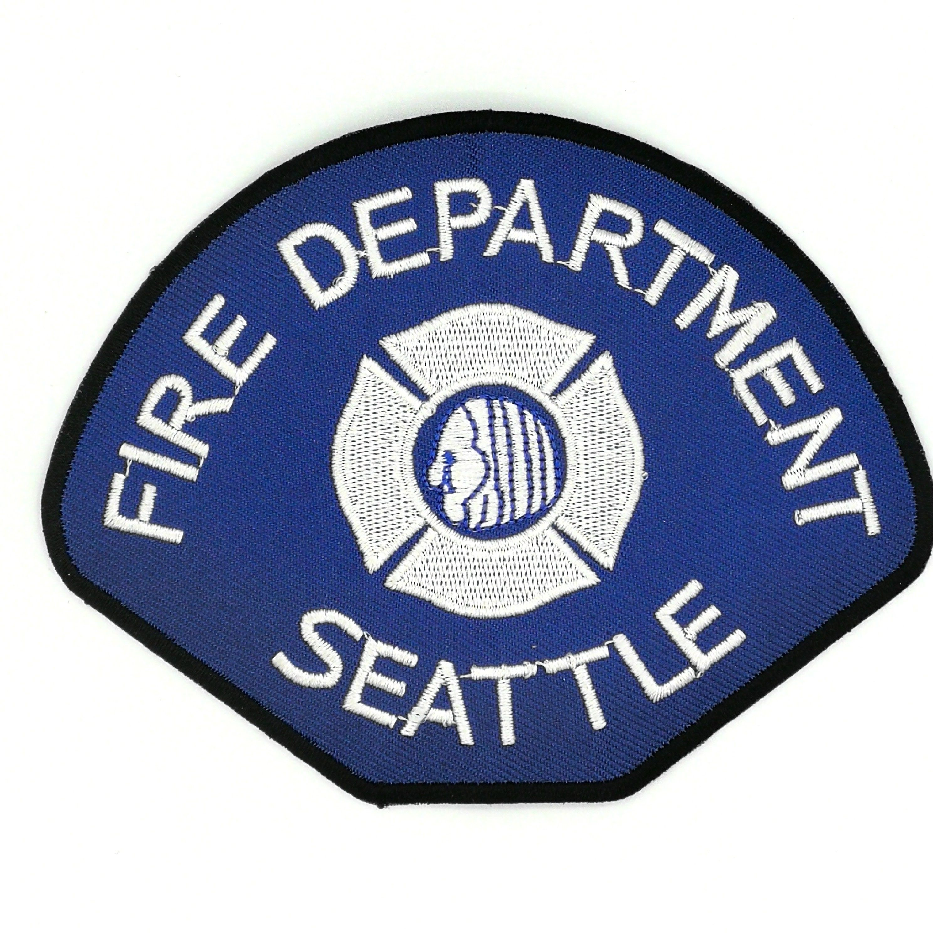 Seattle Fire Department Patch Iron On Patches Embroidered Jpg 2976x2976