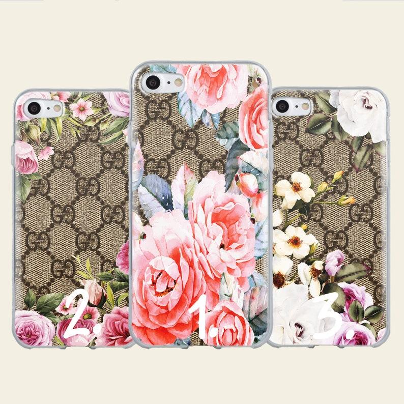 best cheap e0034 8d721 iPhone 7 Plus case, gucci flowers, iPhone x Case, iPhone 7 case, iPhone 8  Case, gucci inspired, iPhone XS Max Case, iPhone 6S Case 718720722