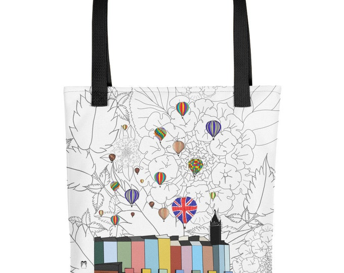 Featured listing image: Bristol new Tote bag