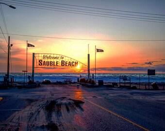 Sauble Beach Sunset 2018