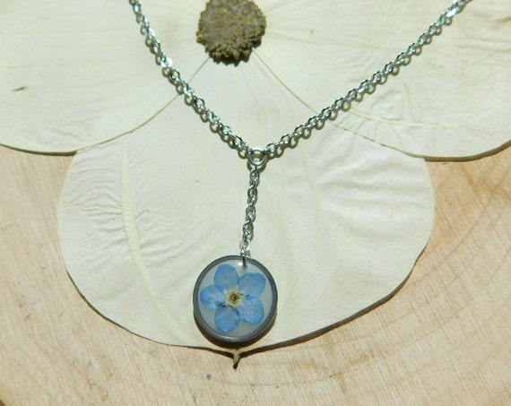 Forget Me Not Lariat