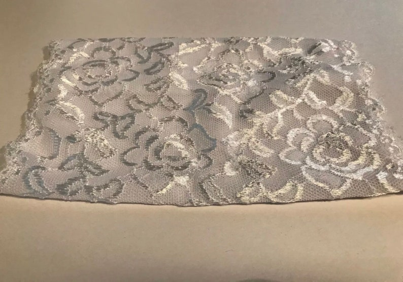 Picc line covers WHITE FULL LINED stretch rose lace, freestyle libre ,miao  miao , omnipod , armband, chemotherapy,diabetes  Hand made in uk