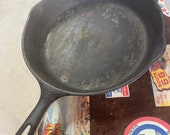 Vintage Wagner Ware 10 1 2 Cast Iron Skillet-Perfect For Any Kitchen Or Outdoors For Camping