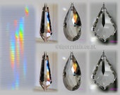 Rainbow Maker Hanging Mobile Full Lead Crystal Suncatcher 38mm x6 Drop Prism Feng Shui Chakra or add to Wind Chime