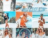 Lightroom Mobile Presets, Blogger presets, Mobile Lightroom Preset, Beach presets, travel presets, summer presets