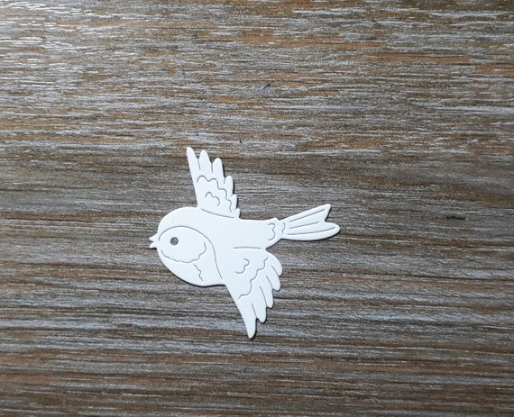 Scrapbook /& Card Making 6 Piece Nativity Animals Premade PAPER Die Cuts