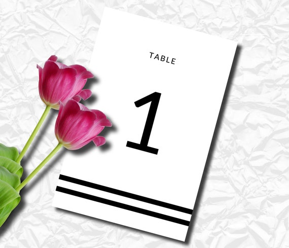 Fine Printable Wedding Table Numbers Editable Table Numbers Wedding Table Number Cards Digital Download Instant Download Custom Table Number Download Free Architecture Designs Embacsunscenecom