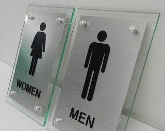 Braille A.D.A. Signs