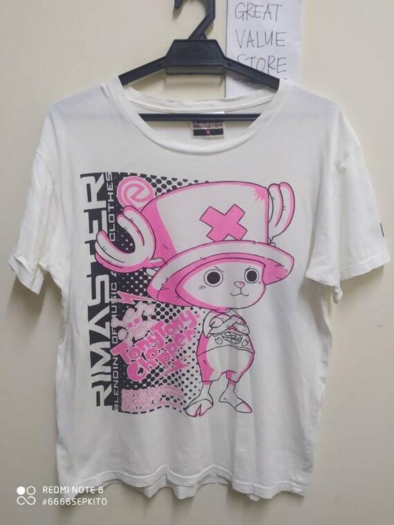 "Nice design One piece ""tony chopper"" cartoon shirt"