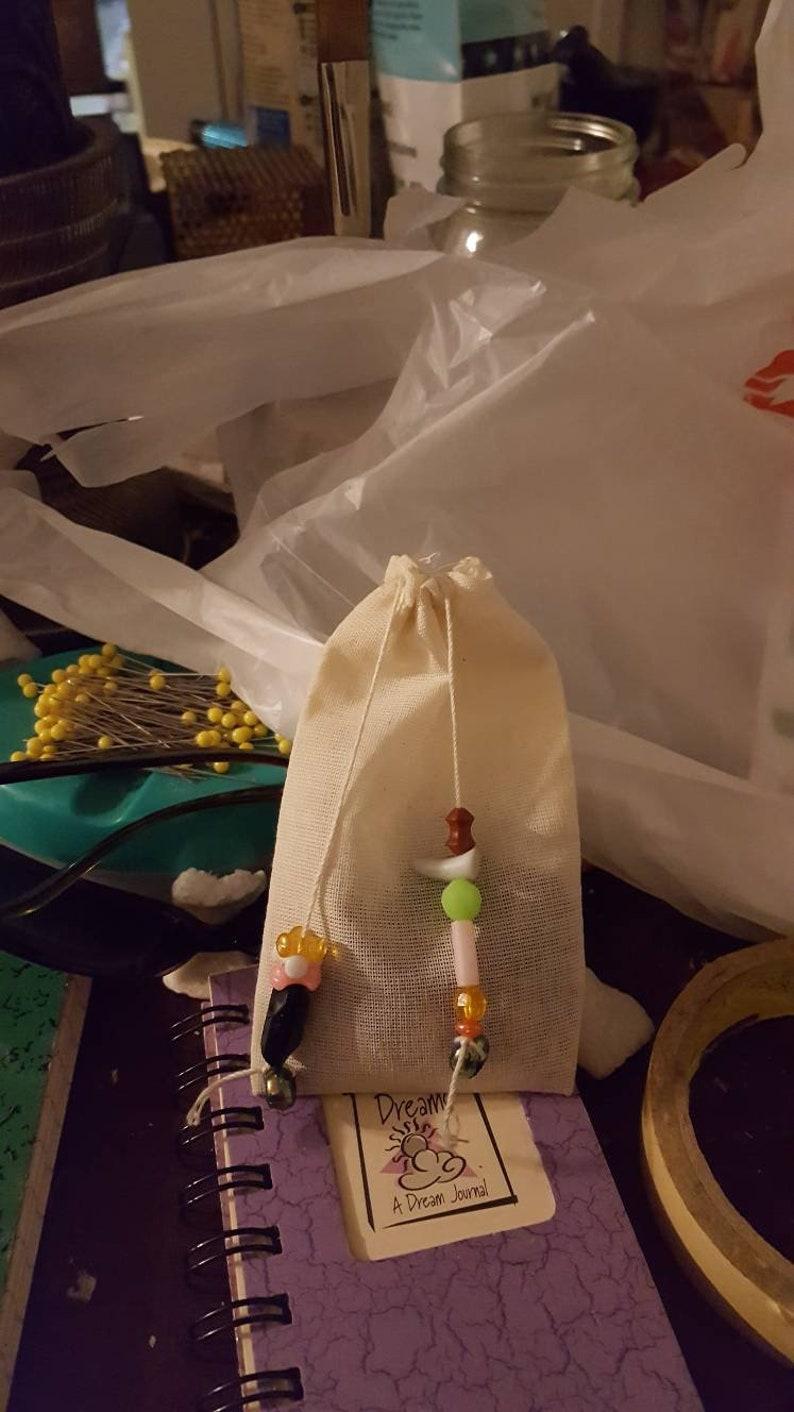 Evil Eye Protection Santeria Bag