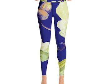 0471039cd151f Yoga Pants Yoga Tights Yoga Leggings Printed Yoga Pants Floral Yoga Pants  Women's Workout Pants Woman Ladies Yoga Wear