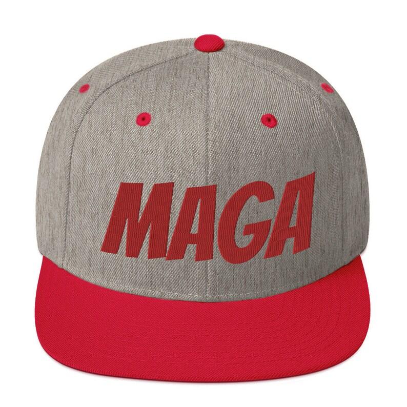 MAGA Hat Snap Back Trump Hat Maga Letters Cap maga Hat MAGA Hat MAGA Many Colors Make America Great Hat Men Women Snapback Hat Snapback Hat