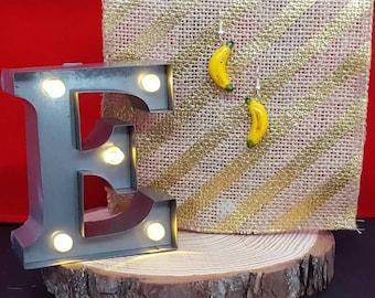 Bananas Earrings