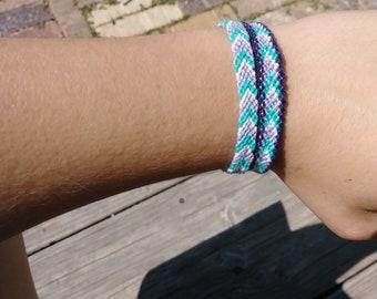 Dog Approved Chevron Friendship Bracelets
