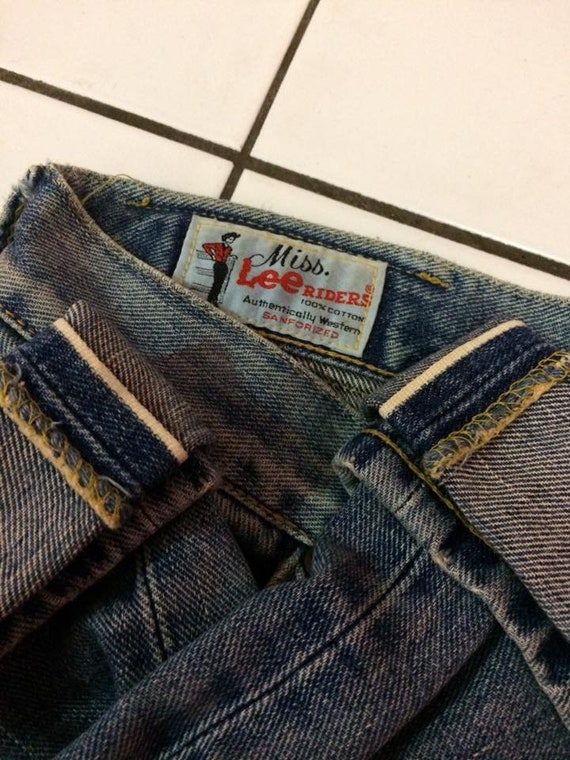 miss lee riders jeans etsy