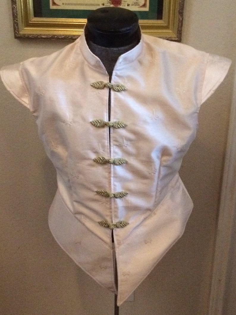 Medieval Renaissance Wedding Doublet  Jacket