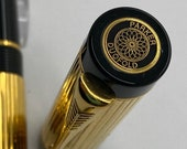Parker Duofold international with gold filled casing