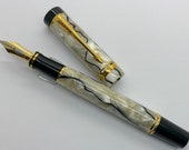 Parker Duofold Centennial black and pearl