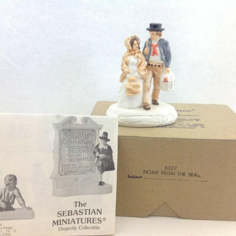 Sebastian Miniature Sml-365A Home From The Sea