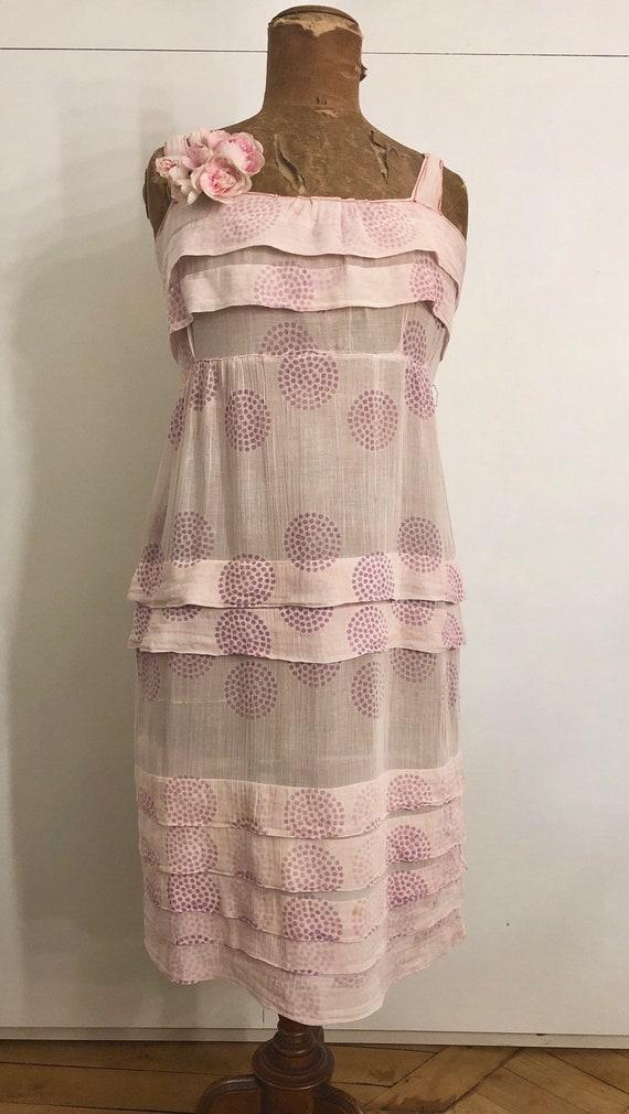 Authentic 1920 dress