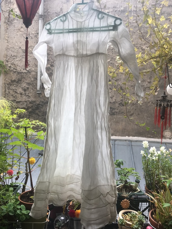 1920 communion dress