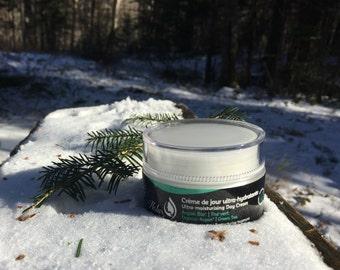 Ultra-Hydrating Day Cream with Argan Organic Oil and Green Tea 50 ml Ultra-Moisturizing Day Cream with Organic Argan Oil and Green Tea