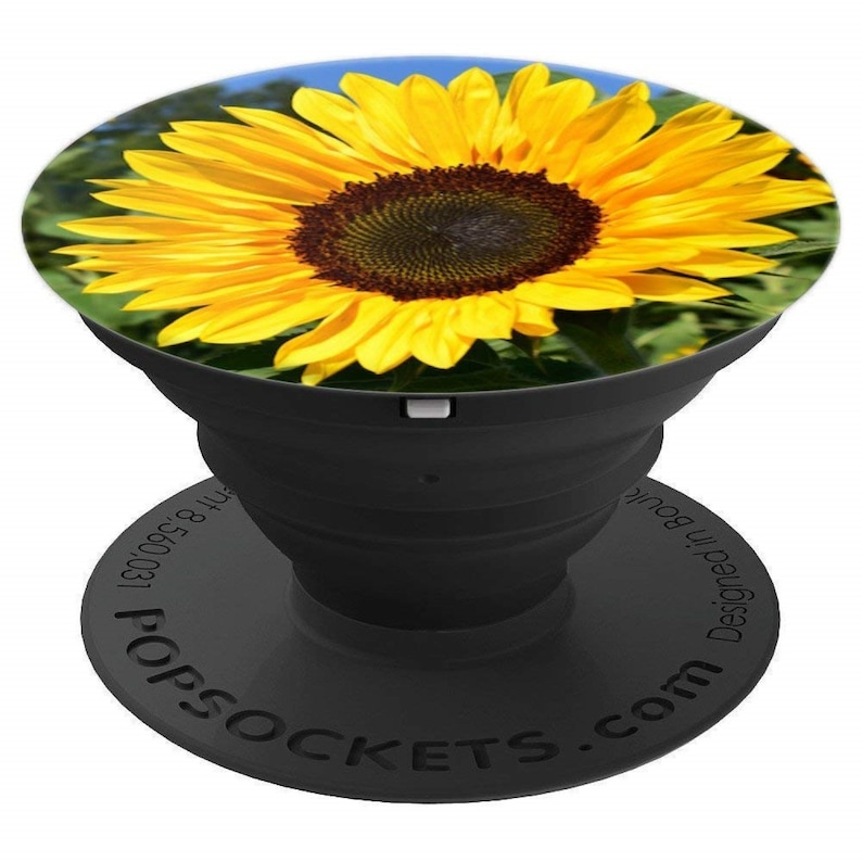 a0318ca4df5 Sunflower PopSockets Grip and Stand for Phones and Tablets