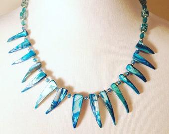 Shell Sea Goddess Necklace